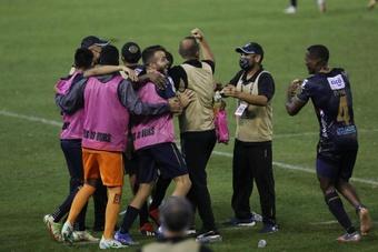 Lacayo mantiene a Comunicaciones en la Liga CONCACAF. EFE