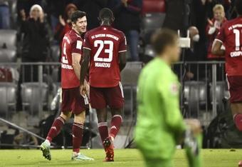 Así se presenta la jornada 7 de la Bundesliga. EFE
