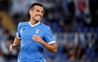La Lazio se deshace del Lokomotiv en 45 minutos. EFE