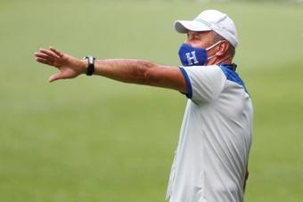 Coito convoca 27 hondureños para partidos contra Costa Rica, México y Jamaica. EFE