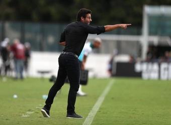 Athletico Paranaense anunció un cambio de técnico. EFE