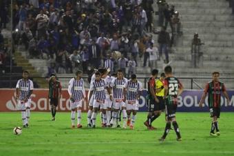 Alianza Lima ya roza el título. EFE