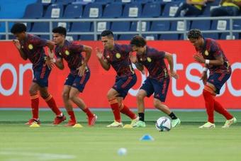 Colombia debe apretar si quiere llegar al Mundial de Catar. EFE