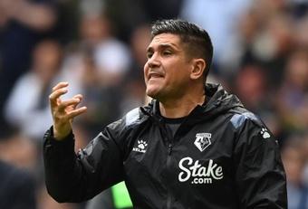 Xisco fue despedido tras subir al Watford a la Premier League. EFE