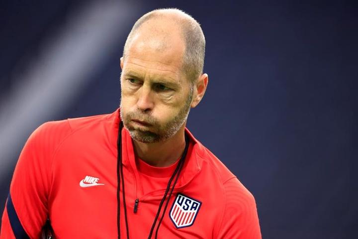 Gregg Berhalter ensalzó el juego físico de Panamá. EFE