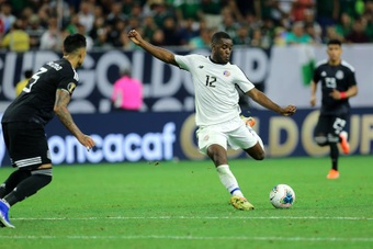 La Selección de Costa Rica anunció varias bajas para el partido ante Estados Unidos. EFE
