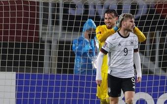 Alemania, primera selección en clasificarse para el Mundial de Catar. EFE