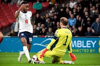 Fracaso sin castigo en Wembley. EFE