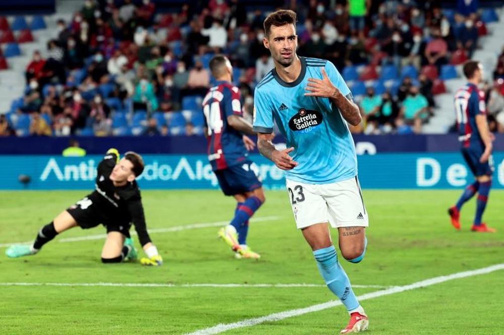 Brais Méndez llegará al duelo ante el Sevilla. EFE/Archivo