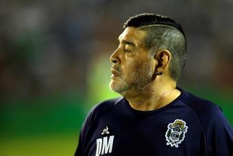 Las hermanas de Maradona declararon como testigos en la causa por la muerte del astro. EFE