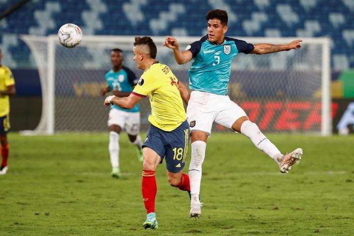 Colombia y Ecuador se miden en una 'final' rumbo a Catar. EFE