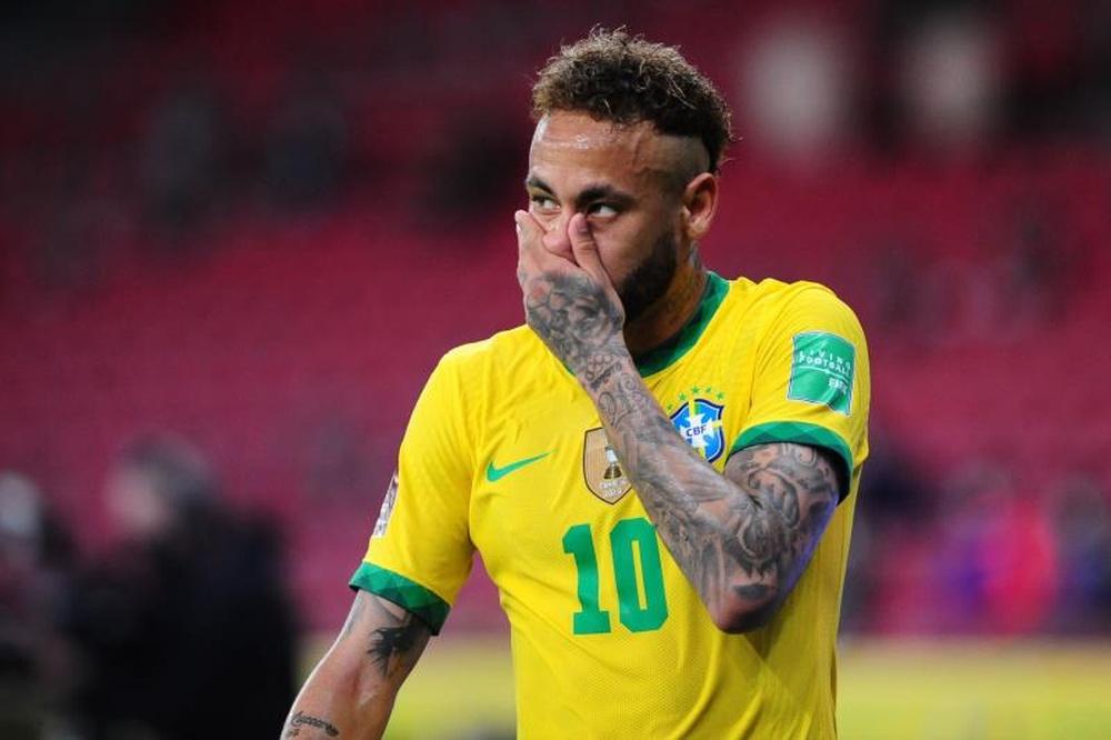 Brasil se acerca paso a paso al Mundial. EFE/Archivo