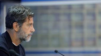 Quique Sánchez Flores debutará el sábado ante el Getafe. EFE