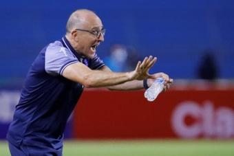 Honduras no podrá estar en el Mundial de 2022. EFE
