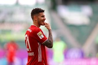 El Bayern lo da por hecho: Lucas Hernández comparecerá ante la justicia española. EFE