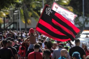 Flamengo se unirá al negocio de las criptomonedas. EFE