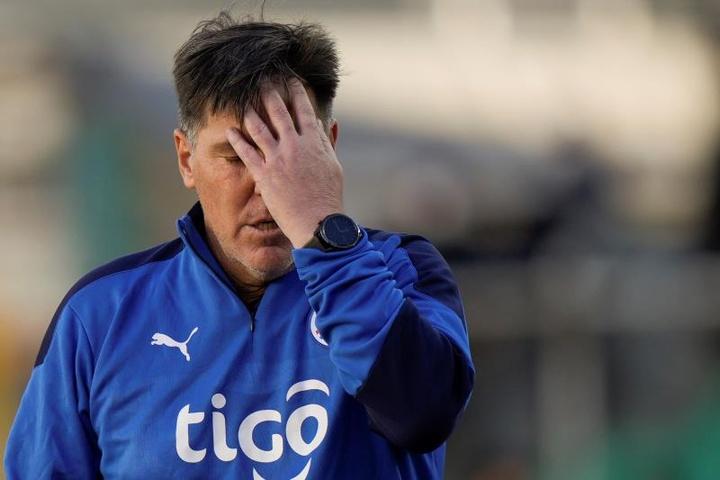 Berizzo ya no es el técnico de Paraguay. EFE