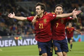 El jugador español ha comenzado a ser tratado mediante fisioterapia. EFE