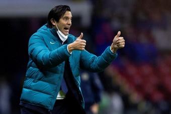 Solari habló sobre el Real Madrid. EFE