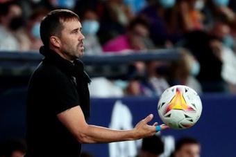 El entrenador del Celta admira a los de Lopetegui. EFE