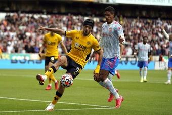 Los Wolves remontan en 15 minutos; el Leeds, en caída libre. EFE/Tim Keeton