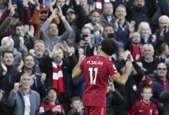 Klopp lo tiene claro: Salah, el mejor del mundo por delante de Messi y CR7. EFE