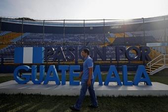 Se cumplen 25 años de la avalancha mortal de Guatemala. EFE/Esteban Biba