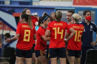 España colabora con la causa. EFE