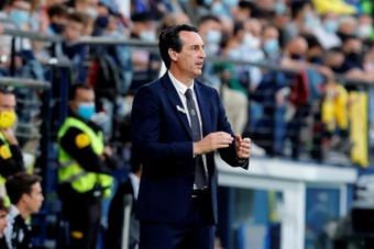 Emery destacó la falta de agresividad de su equipo para llevarse los tres puntos. EFE