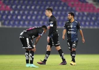 Independiente del Valle agudizó su crisis. EFE