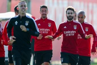 El Bayern publicó su convocatoria para el duelo ante el Benfica. EFE