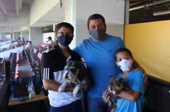 La Corregidora tiene un espacio habilitado para las mascotas. EFE