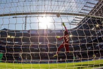 Diego López evitó 'mojarse' sobre objetivos, pero no pone techo al Espanyol. EFE