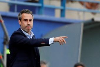 Vilda analizó el partido de España ante Marruecos. EFE
