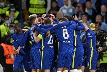 Paseo para el Chelsea ante un flojo Malmö. EFE