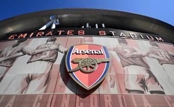 El Arsenal fichó a un niño de cuatro años. EFE