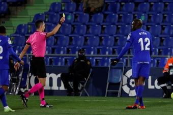 La RFEF anunció que será Sánchez Martínez quien arbitre en el Camp Nou. EFE