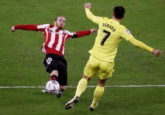 El Villarreal solo ha ganado en una de sus últimas nueve visitas. EFE