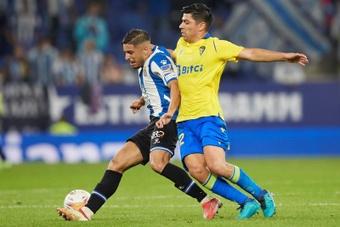 Tomás Alarcón declaró dar el máximo con su Selección. EFE