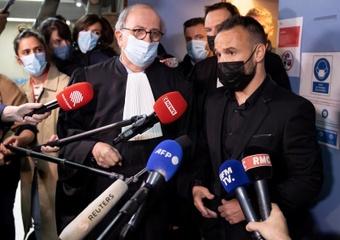 Mathieu Valbuena quiere que se haga justicia. EFE/EPA