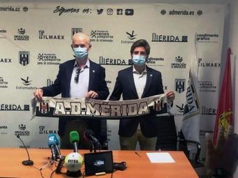 El Mérida tiene nuevo dueño. EFE