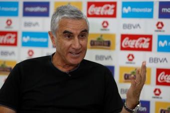Juan Carlos Oblitas sigue creyendo en la Selección de Perú. EFE