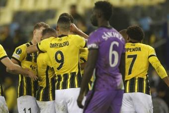 El Tottenham ha perdido en tierras neerlandesas. EFE/EPA