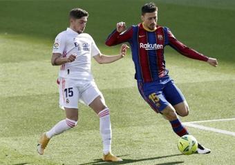 El Barcelona espera que su suerte cambie este fin de semana. EFE