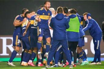 Boca Juniors y Vélez apuran sus opciones de pelear por el título. EFE