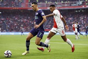 El Ajax ha pasado por encima del PSV. EFE/EPA