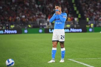 Mourinho le roba los primeros puntos al Nápoles. EFE