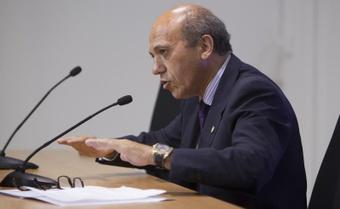 José María del Nido aspira a volver a presidir el Sevilla. EFE/Archivo