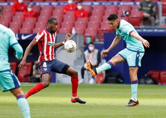 El Levante-Atlético suele ser igualado. EFE