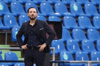 José Bordalás señaló el objetivo del Valencia para esta temporada. EFE